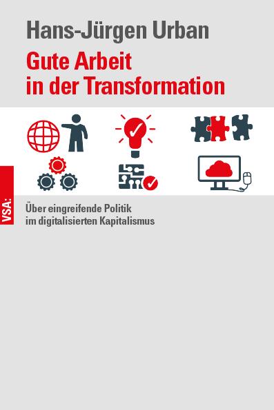 Vsa Verlag Gute Arbeit In Der Transformation